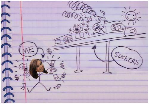 Argentina, enfurecida con Cristina Kirchner