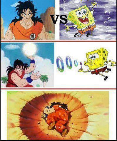 Yamcha humor Dragon ball z