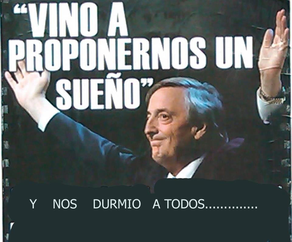 Néstor Kirchner se autoeximió de pagar Ganancias
